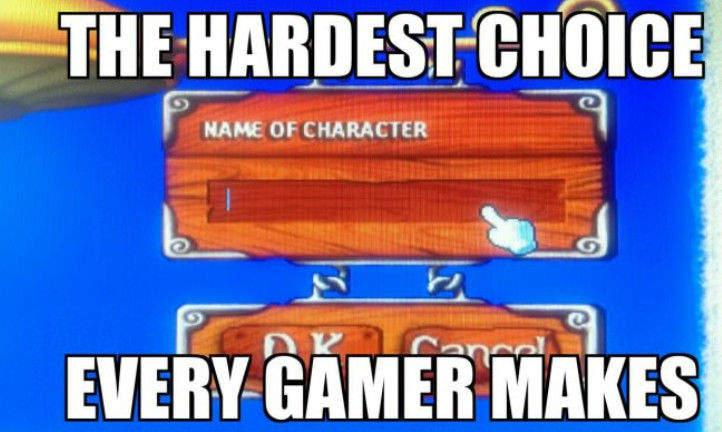 Tu ce username folosești?