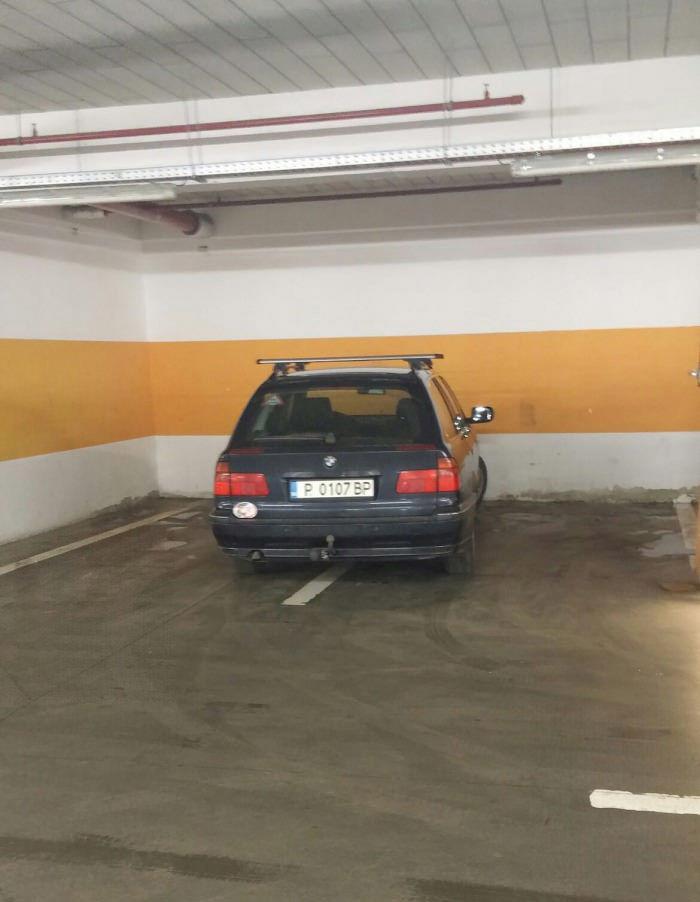 Cea mai parcare