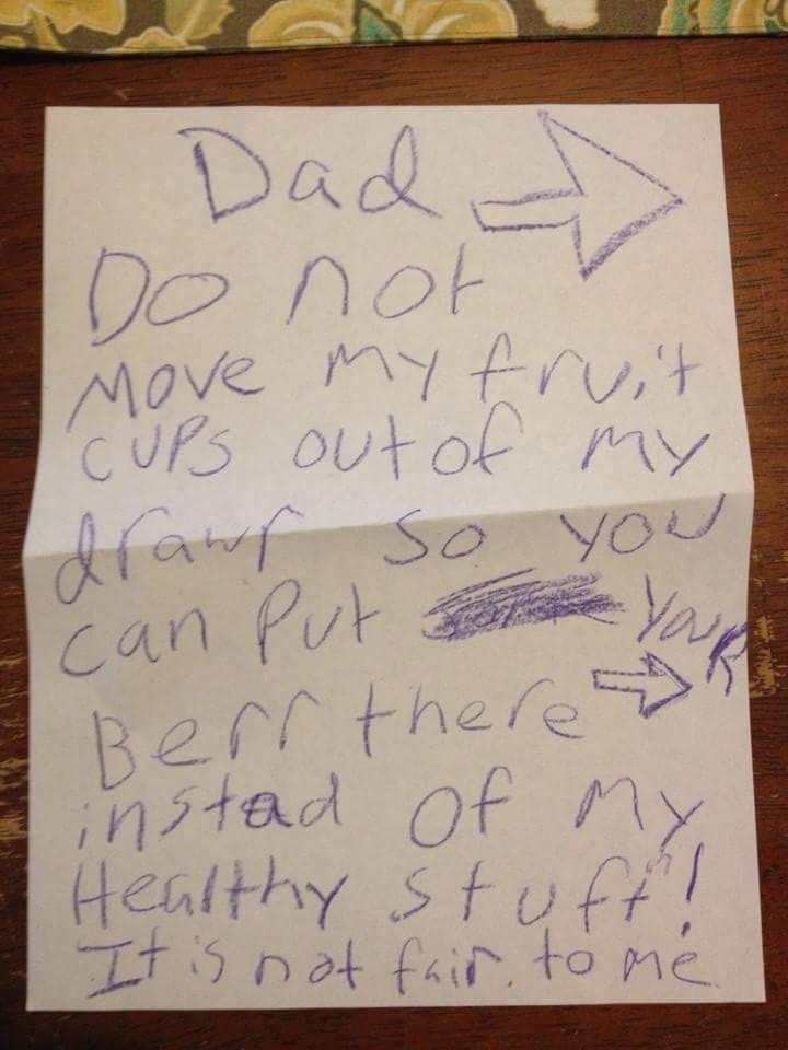 Așa se poartă un tată?