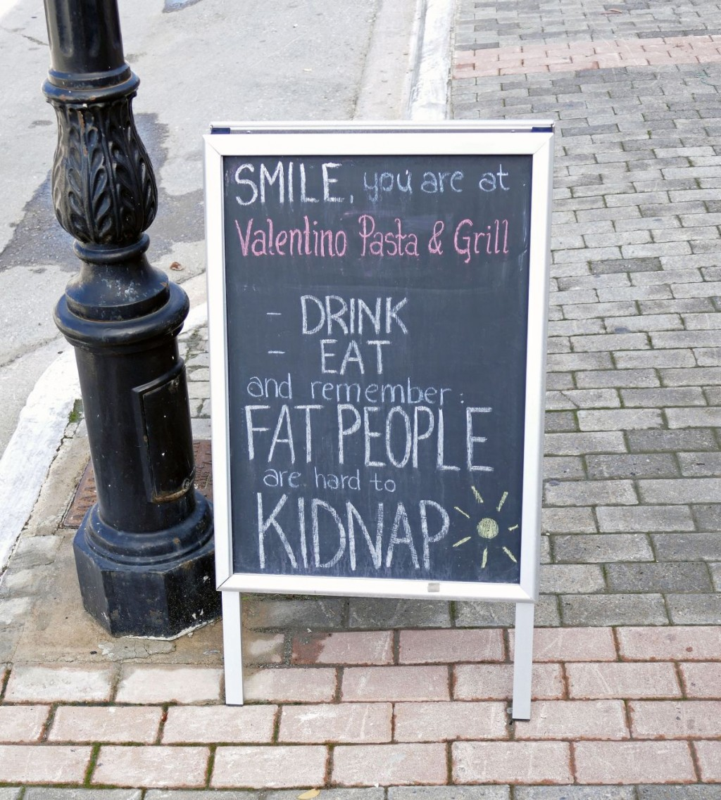 Ești gras?