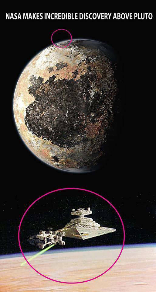 Ce au descoperit pe Pluto: